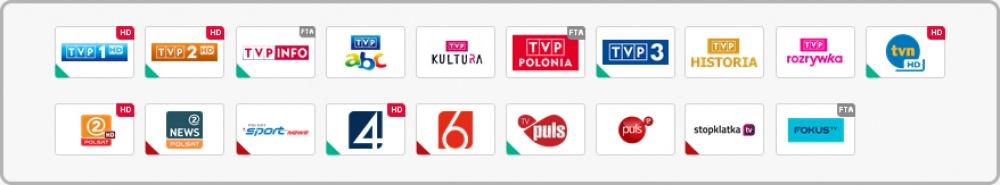 Telewizja Na Karte Nc.Telewizja Na Kartę Nc 1 Miesiąc Start Iti 5800s Pakiet Start Canal